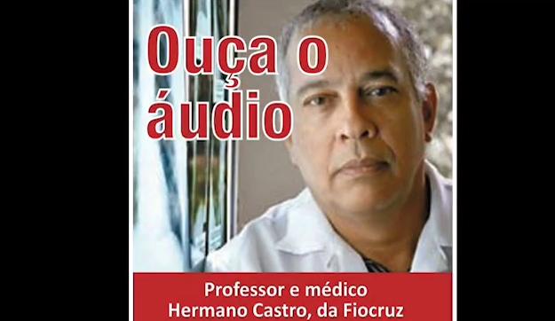 """DEBATE """"Retorno às aulas na sua Região"""" – fala do Professor Hermano Castro"""