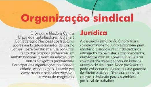 Organização Sindical